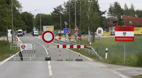 Σχέδιο ανοίγματος συνόρων με Τσεχία, Σλοβακία και Ουγγαρία