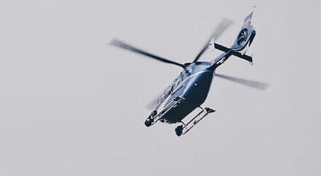 Συνετρίβη στρατιωτικό ελικόπτερο στη Μόσχα