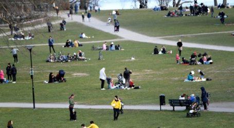 Χωρίς ποτέ να επιβάλει lockdown η Σουηδία συνεχίζει τον μαραθώνιό της για την αντιμετώπιση της επιδημίας