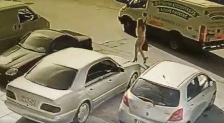 Βίντεο-ντοκουμέντο από την επίθεση με βιτριόλι στην Καλλιθέα