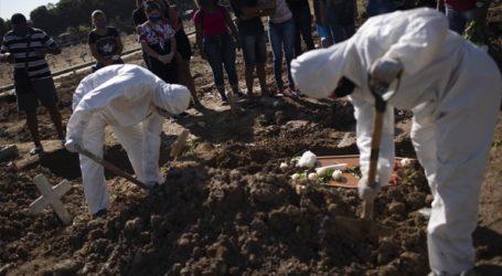 888 νέοι θάνατοι στη Βραζιλία