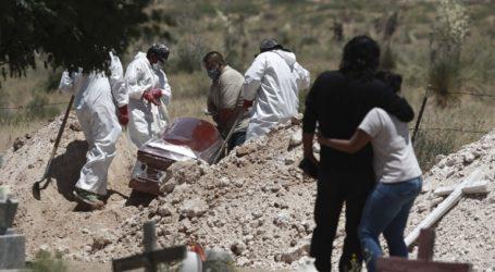 Θλιβερό ρεκόρ θανάτων σε ένα 24ωρο στo Mεξικό