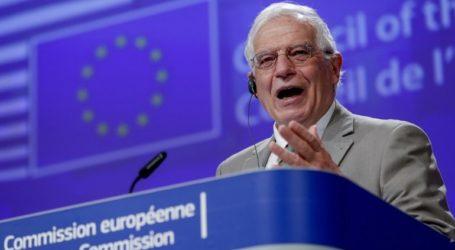 Ο επικεφαλής της ευρωπαϊκής διπλωματίας καταγγέλλει τις απειλές του Ιράν κατά του Ισραήλ