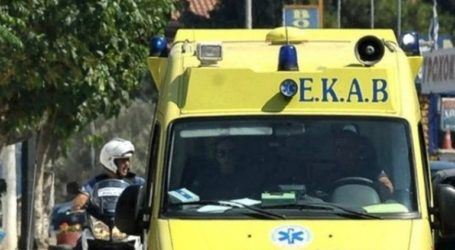 Νεκρός 38χρονος οδηγός φορτηγού σε τροχαίο