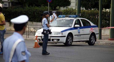 Εμπρηστική επίθεση τα ξημερώματα σε υπαίθριο χώρο στάθμευσης της Τροχαίας Αττικής