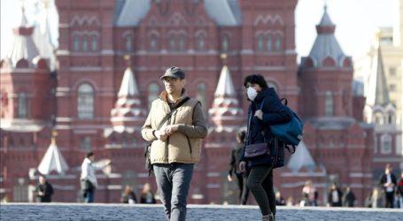 Αριθμός ρεκόρ θανάτων από κορωνοϊό στη Ρωσία
