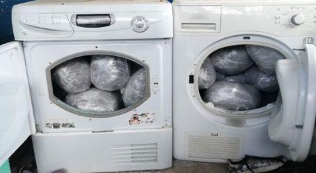 Έκρυβαν ναρκωτικά σε κάδους στεγνωτηρίων ρούχων