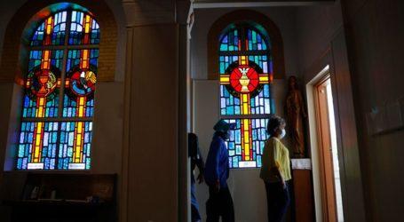 Περίπου 40 άνθρωποι μολύνθηκαν σε εκκλησία της Φρανκφούρτης