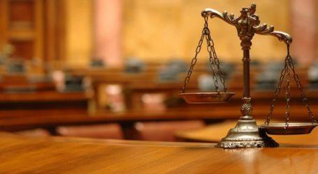 «Αναγκαία η αποτελεσματική φύλαξη των δικαστικών μεγάρων»