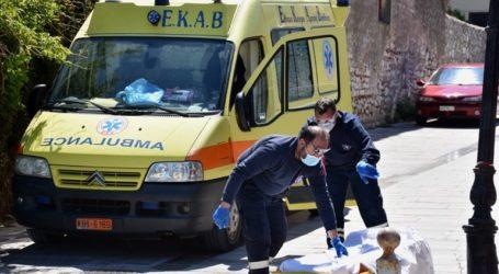 Τραγικός θάνατος για 70χρονη που έπεσε από μπαλκόνι
