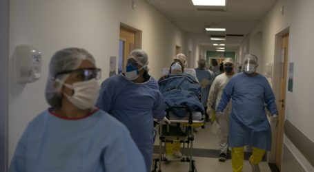 653 νέοι θάνατοι και 5.813 νέα κρούσματα στη Βραζιλία