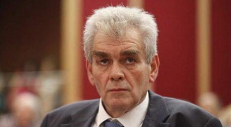 Δήλωση του πρώην αναπληρωτή υπουργού Δικαιοσύνης Παπαγγελόπουλου