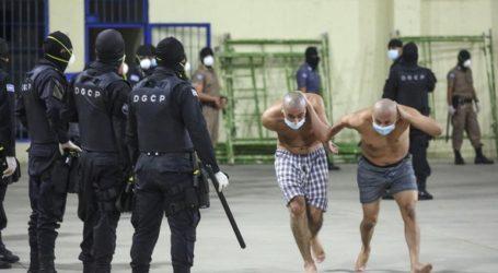 36 φυλακισμένοι διαγνώστηκε πως έχουν προσβληθεί από τον κορωνοϊό