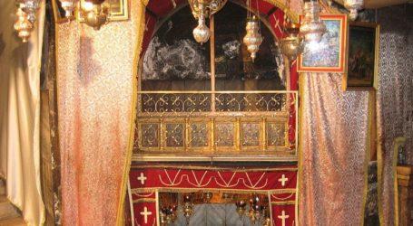 Άνοιξε για τους πιστούς η Εκκλησία της Γεννήσεως στη Βηθλεέμ