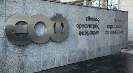Ο ΕΟΦ προειδοποιεί για προϊόν που διακινείται μέσω διαδικτύου
