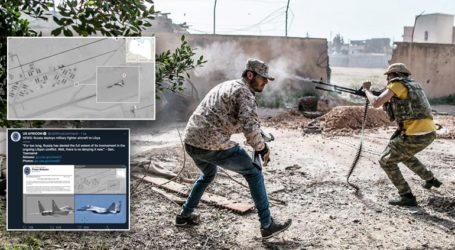 Οι Αμερικανοί εντόπισαν τα ρωσικά MIG στη Λιβύη