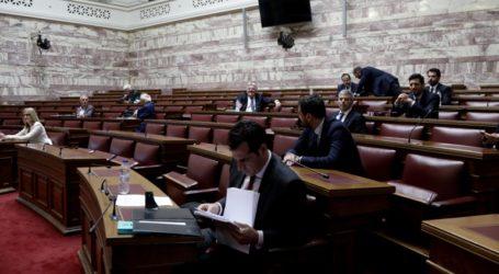Αποχώρησε ο ΣΥΡΙΖΑ από την συνεδρίαση για Παπαγγελόπουλο