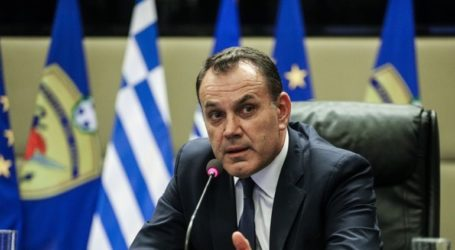 «Η Ελλάδα προστατεύει και ασφαλίζει τα σύνορά της, τα οποία είναι σαφή και οριοθετημένα»