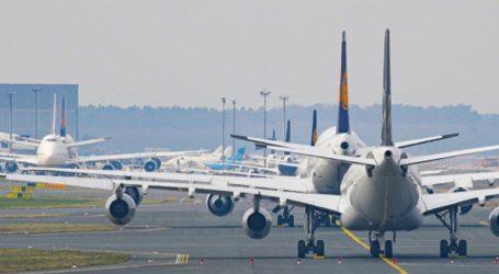 Ο τομέας των αερομεταφορών υφίσταται βαρύ πλήγμα από την πανδημία