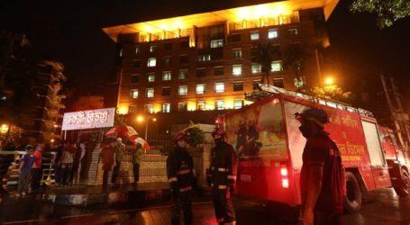 Πέντε ασθενείς με κορωνοϊό πέθαναν από πυρκαγιά σε νοσοκομείο στην πρωτεύουσα Ντάκα