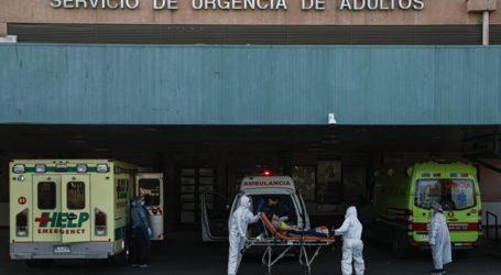Ραγδαία αύξηση των κρουσμάτων στη Χιλή