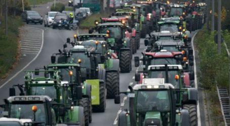 Διαδηλώσεις αγροτών με τρακτέρ στους δρόμους της Γερμανίας