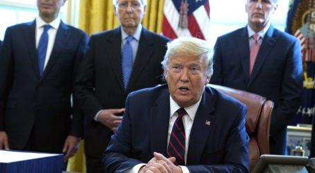 Το Tweet Τραμπ για τους 100.000 και πλέον θανάτους από κορωνοϊό στις ΗΠΑ