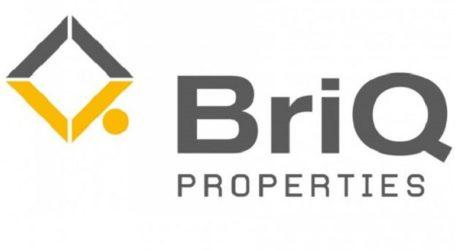 Αύξηση 53,7% των εσόδων της BriQ Properties στο πρώτο τρίμηνο
