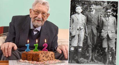 Πέθανε σε ηλικία 112 ετών ο γηραιότερος άνδρας στον πλανήτη