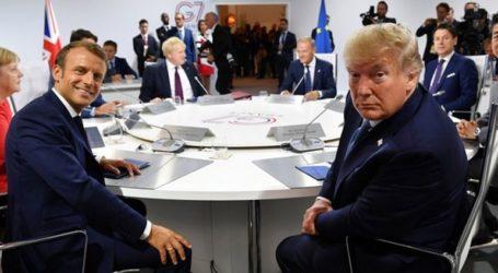 Συμφωνία για τη διεξαγωγή της συνόδου G7 διά ζώσης