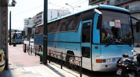Κινητοποίηση τουριστικών πρακτόρων και ιδιοκτητών τουριστικών λεωφορείων