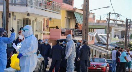 Άλλα πέντε νέα κρούσματα κορωνοϊού στον οικισμό των Ρομά στη Λάρισα