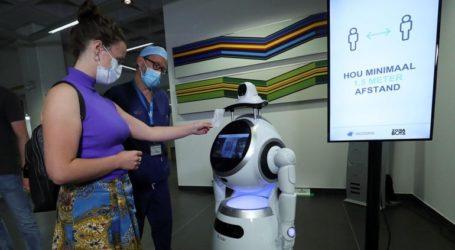 Ρομπότ Covid-19 επιστρατεύτηκαν σε νοσοκομεία του Βελγίου