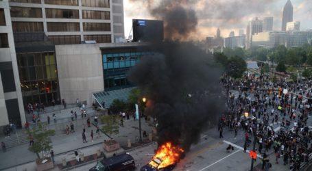 Απαγόρευση κυκλοφορίας σε Λος Άντζελες, Φιλαδέλφεια και Ατλάντα