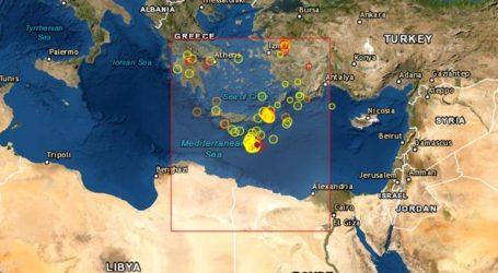 Σεισμική δόνηση 4,5 Ρίχτερ στην Κρήτη