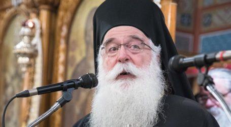 Ιγνάτιος:«Ο Θεός επιτρέπει, παιδαγωγεί και θεραπεύει» – Κυριακή του Παραλύτου στην Μεταμόρφωση του Βόλου