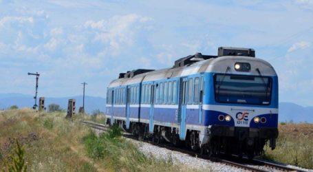 Ξεκινούν τα δρομολόγια του ΟΣΕ από τον Βόλο για τη Λάρισα με μειωμένο αριθμό επιβατών