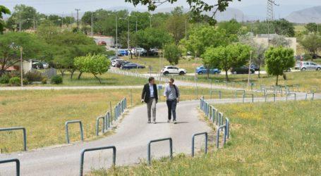 Στην 5η ΥΠΕ ο Π. Αρκουμανέας: Συναντήθηκε με τον διοικητή Φ. Σερέτη περιμένοντας την νταλίκα με τις κινητές μονάδες του ΕΟΔΥ