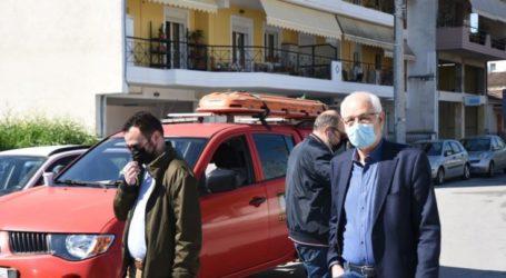 Λάρισα: Αυστηρή προειδοποίηση Καλογιάννη για τα κρούσματα κορωνοϊού στη Νέα Σμύρνη: «Συνεργαστείτε αλλιώς καραντίνα και πάλι»