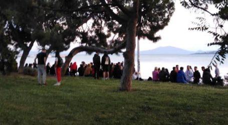 Δήμος Βόλου: Μη συνωστίζεστε στην παραλία – Μείνετε ασφαλείς