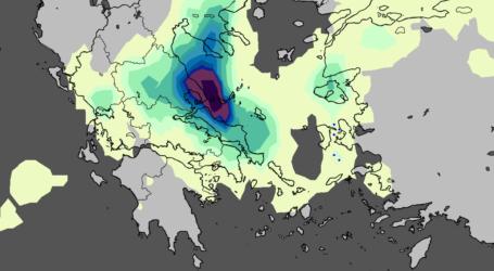 Στη δίνη της κακοκαιρίας η Μαγνησία – Που θα εκδηλωθούν καταιγίδες [χάρτες]
