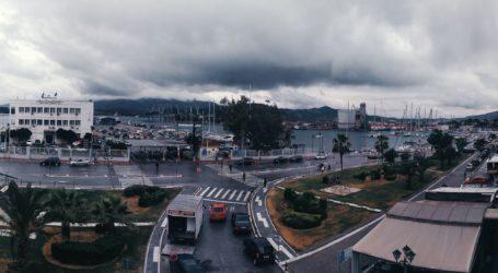 Καιρός: Ασθενείς βροχές και σήμερα στον Βόλο