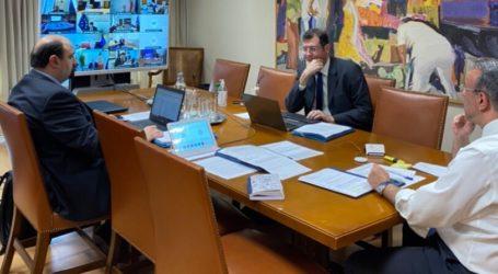Στο Συμβούλιο Υπουργών Οικονομικών της Ευρωπαϊκής Ένωσης ο Χρ. Τριαντόπουλος