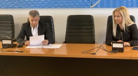 Βόλος: Συμβάσεις έργων ύψους 1,5 εκ. ευρώ υπέγραψε σήμερα ο Κ. Αγοραστός