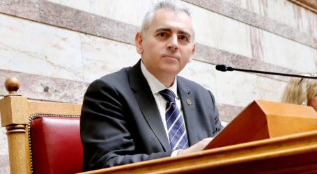 Χαρακόπουλος προς Βορίδη: «Πότε επιτέλους θα πληρωθούν τα ΠΣΕΑ 2017;»