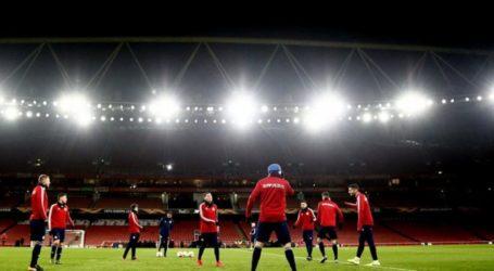 Δίτερμα στο Καραϊσκάκη ο Ολυμπιακός – Ποδόσφαιρο – Super League 1