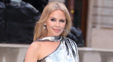 Η Kylie Minogue λανσάρει το δικό της rosé κρασί!