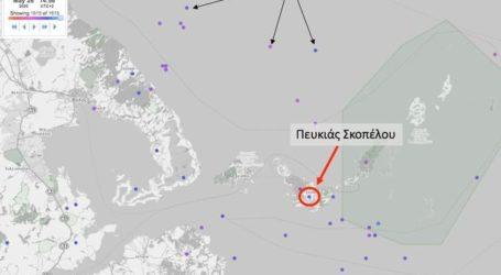 Ο «ZEUS» του meteo κατέγραψε τον φονικό κεραυνό στη Σκόπελο