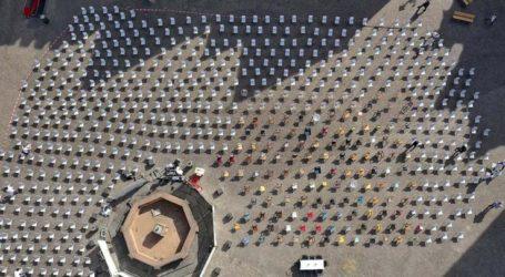 Άδειες καρέκλες θα γεμίσουν πλατείες της Λάρισας – Μία ιδιότυπη διαμαρτυρία των ιδιοκτητών καφέ και εστίασης