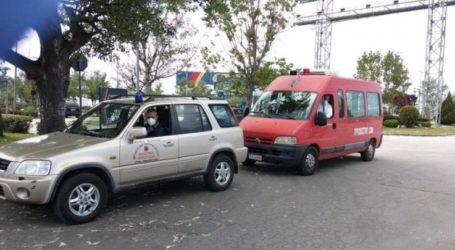 Λάρισα: Εξιτήριο από την Αρωγή πήραν ακόμη έξι άτομα – Παραμένουν εντός άλλα έξι